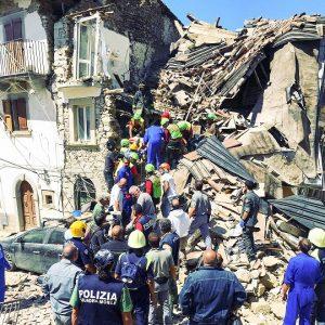 TERREMOTO CENTRO ITALIA –  La AIP farà la sua parte anche stavolta!